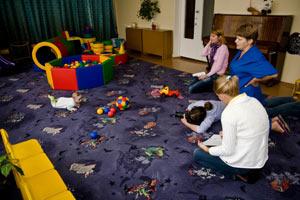 Съемка детей для проекта Территория без сирот